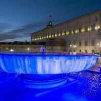 Autismo, le città si illuminano di blu