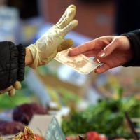 Potere d'acquisto congelato per le famiglie italiane