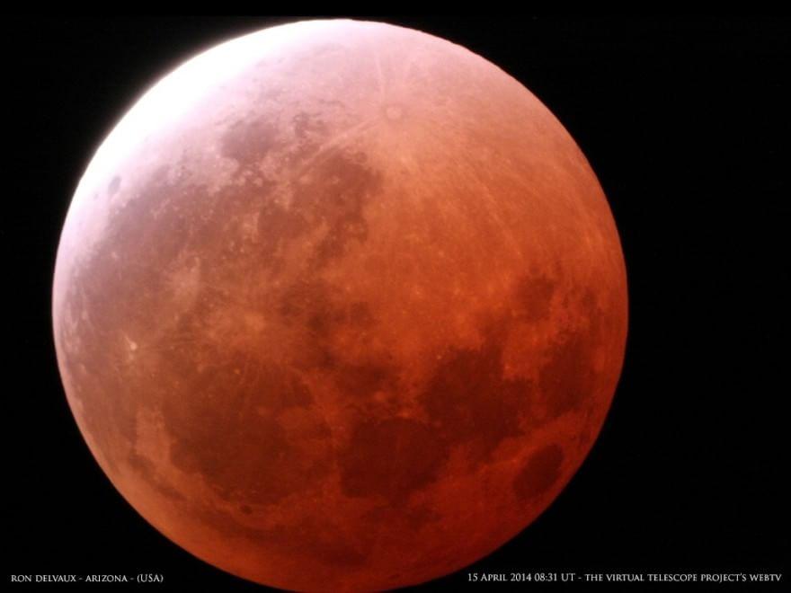 La Luna si tinge di rosso, sabato l'eclissi totale - Repubblica.it