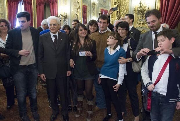 Giornata mondiale dell'autismo, Mattarella incontra bambini affetti dalla sindrome