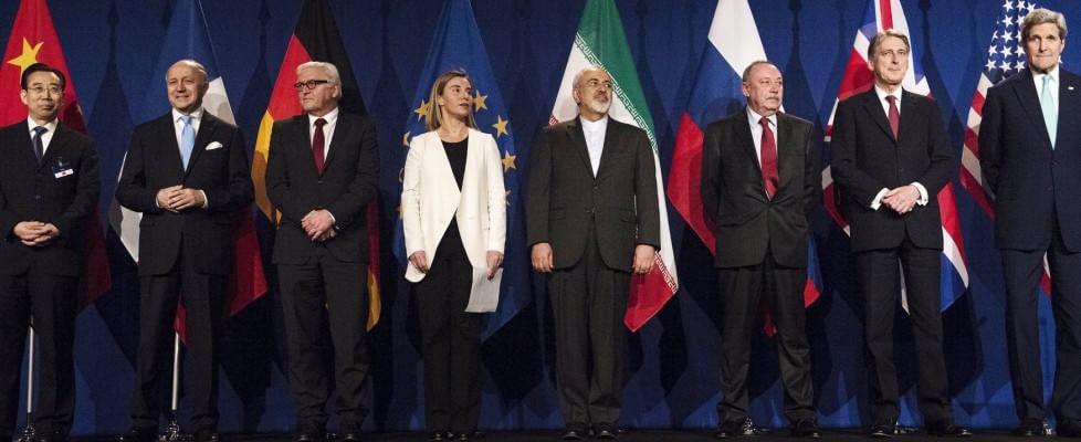 """Nucleare Iran, raggiunta intesa storica. """"L'accordo si chiude entro il 30 giugno"""""""