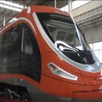Il primo tram a idrogeno corre sui binari cinesi