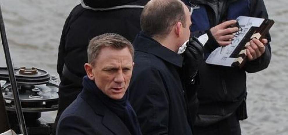Lesione al ginocchio per Daniel Craig, operato a New York