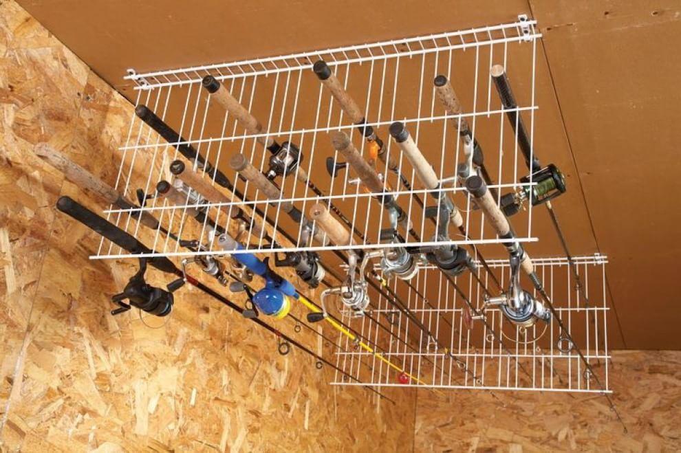 Riciclo e design trovate geniali per un garage in ordine for Costo per incorniciare un garage