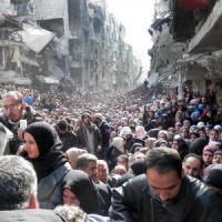 Yarmouk, emergenza profughi. I cooperanti:
