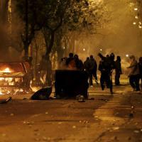 Grecia, scontri anarchici-polizia nel centro di Atene