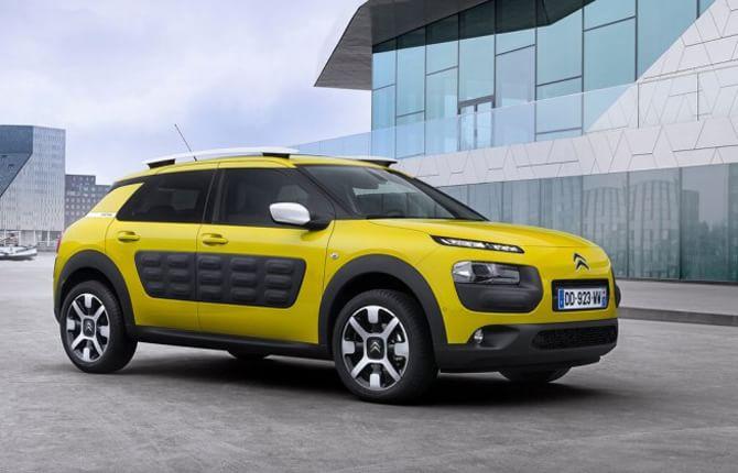 Il World Car Design of the Year alla C4 Cactus
