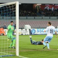Napoli-Lazio 0-1, Lulic manda i biancocelesti in finale contro la Juve