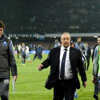 Napoli, Benitez: ''Abbiamo sprecato sette occasioni''. Ma i tifosi contestano. E De Laurentiis manda la squadra in ritiro
