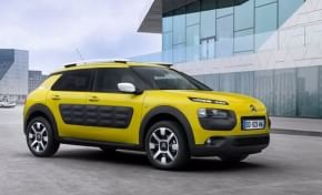Alla Citroën C4 Cactus il World Car Design of the Year