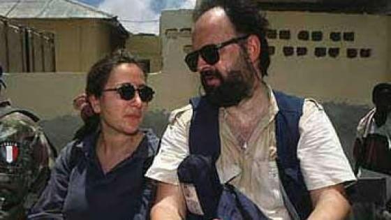 """""""Un traffico d'armi per conto della Cia"""": l'ultima verità su Ilaria e Miran"""