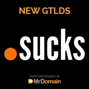 """"""".Sucks"""", il nuovo dominio """"fa schifo"""" che allarma le multinazionali"""