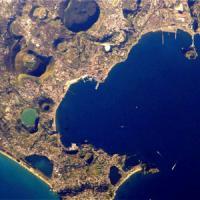 Una nuova mappa del mondo sommerso nella baia di Pozzuoli