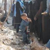 Yarmouk, l'inferno dal quale è difficile fuggire specie per chi non ha