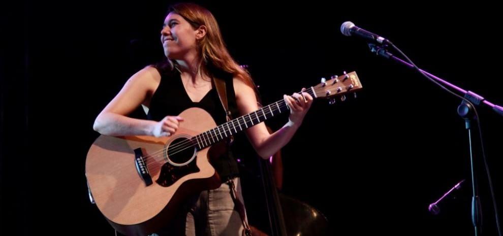 """Erica Boschiero: """"Sono cresciuta sui palchi della canzone d'autore"""""""