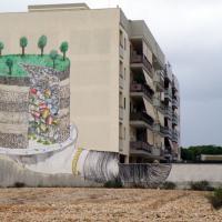 Street art per l'ambiente: graffiti contro l'inquinamento