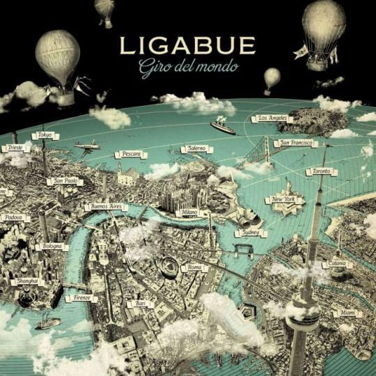 """Ligabue, la Resistenza e la crisi del mondo del lavoro nei brani inediti di """"Giro del mondo"""""""