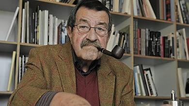 Addio al Nobel Günter Grass   Fotostoria    coscienza critica della democrazia tedesca