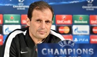 Juventus, Allegri: ''Attenzione e pazienza, è più dura che con il Borussia''