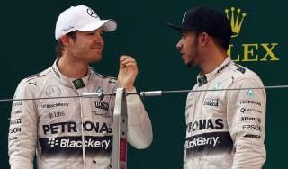 """F1, Hamilton punge Rosberg: """"Lui non ha provato ad attaccarmi"""""""