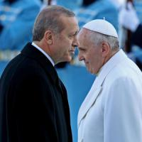 Erdogan al Papa: