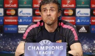Champions, Psg-Barcellona senza Ibra; Luis Enrique: ''Cambia poco''. Blanc punta su Cavani: ''Segna di più in Coppa''