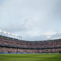 Atletico Madrid-Real, il film della partita