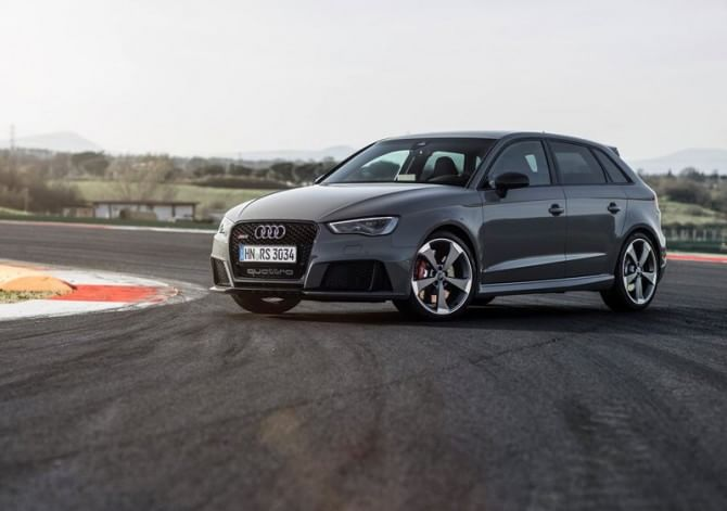 Audi Rs3 Sportback Repubblica It