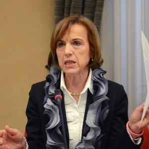 """Elsa Fornero: """"Riforma delle pensioni? Regole omogenee, non c'è bisogno di cambiare"""""""