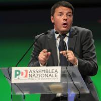 "Italicum, Renzi soddisfatto per ok assemblea. Bersani: ""Nessuna ritirata"""