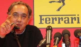 F1, Marchionne applaude la Ferrari: ''Fatti grandi passi avanti''