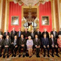 Gb, il club più elitario al mondo riunito nel castello di Windsor