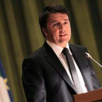 """Mossa di Renzi sul Senato: """"Può ritornare elettivo ma alt al bicameralismo. Italicum? I..."""