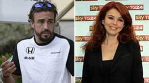 Alonso perdona Saluzzi  'Si è scusata, l'Italia mi ama'    Tweet