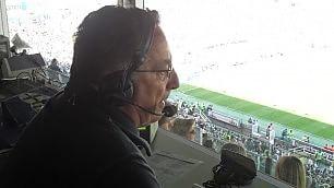 Addio Livio Forma, voce del calcio E il radiocronista si commuove