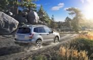 Subaru Forester, come una regina del cross