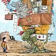 Cairo, l'Italia ospite d'onore al Festival della Caricatura
