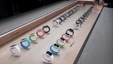 A Milano l'anteprima dell'Apple Watch /   Foto