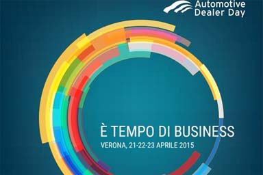 "Tutto pronto a Verona per ""Automotive Dealer Day"""