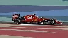 Libere, Mecedes avanti poi ci sono le Ferrari   Lo speciale mondiale F1