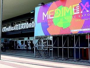 Medimex, tre giorni  di musica ed eventi