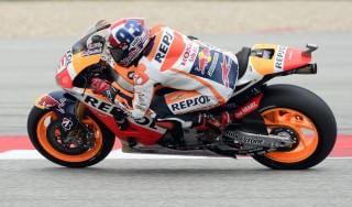 MotoGP, Argentina: Aleix Espargarò va subito forte, lo insegue Iannone. Rossi nono
