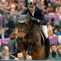Equitazione, Moneta unico italiano in lizza nella Coppa del mondo di salto