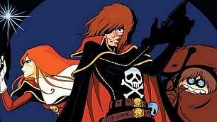 Quando eravamo Capitan Harlock i grandi cartoni degli anni '80 e '90