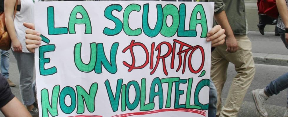 Sindacati uniti: sciopero della scuola il 5 maggio contro la riforma Renzi
