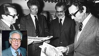 Addio Pirani, tra i creatori di Repubblica