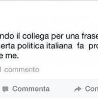G8 Genova, un altro poliziotto su Fb: