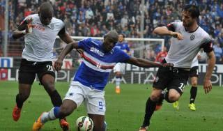 Sampdoria-Cesena 0-0, a Mihajlovic non bastano le quattro punte