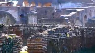 Ostia Antica, l'area archeologica vista dal drone: l'anteprima