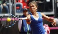 Pennetta-Errani ok in doppio L'Italia resta nel World Group